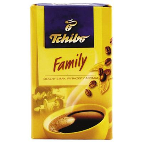 Tchibo Kawa Mielona Family (Ground  Coffee) 8.8 oz (250g)
