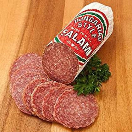 Hungarian Brand Teli Salami