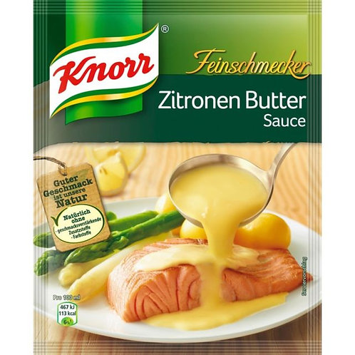 Knorr Feinschmecker Zitronen (Lemon) Butter Sauce 1.8 oz (52g)