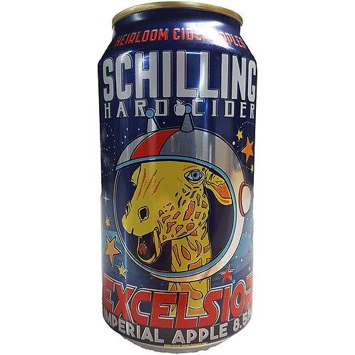 Schilling Excelsior Imperial Heirloom Cider 12.7 oz (375ml)