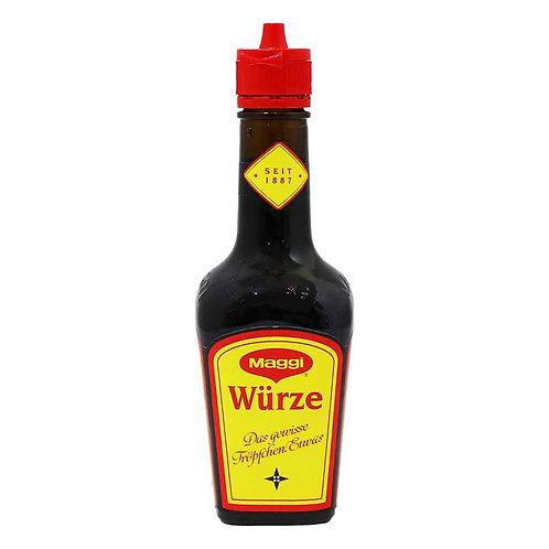 Maggi Würze (German Maggi Seasoning) 4.4 oz (125g)