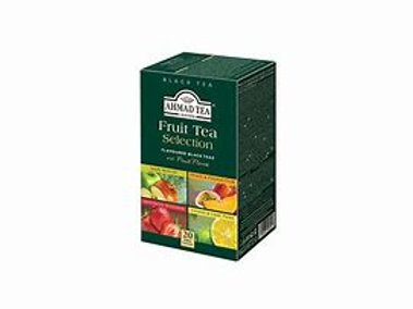 Ahmad Tea Fruit Tea Selection 1.4 oz (40g)
