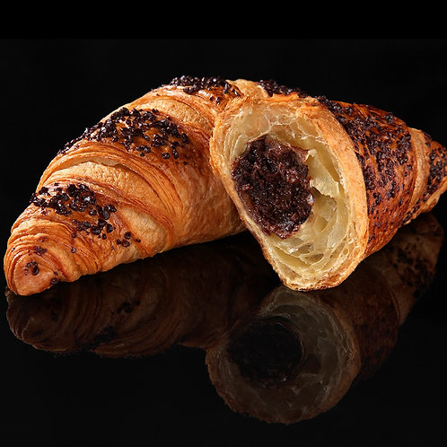 French Chocolate Croissant