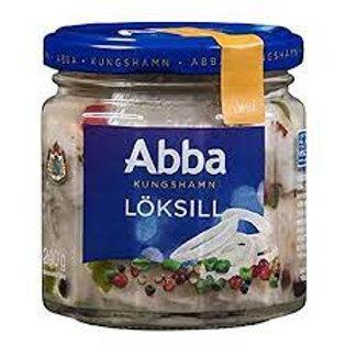 Abba Herring With Onion in Vinegar (Löksill) 8.5 oz (240g)