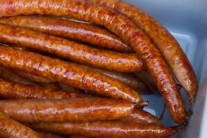 German Long Krainerwurst Sausage