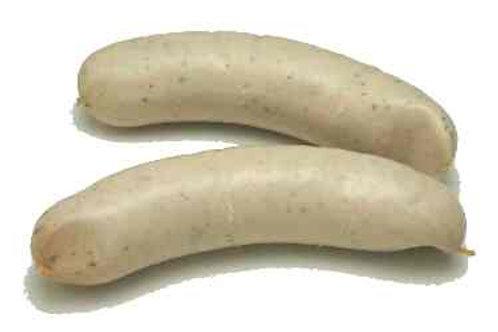 German Bockwurst Sausage