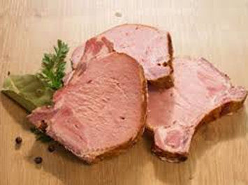 German Smoked Loin of Pork (Smoked Pork Chops, Kassler Rippchen)