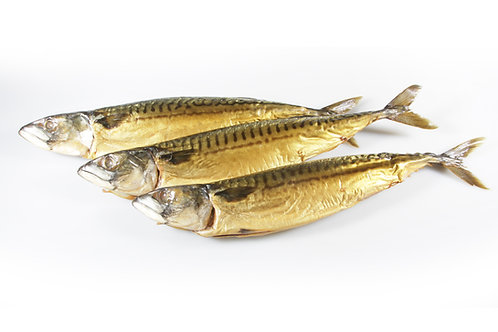 Cold Smoked Mackerel (1.2 lbs)