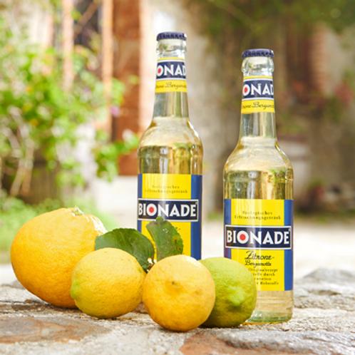 Bionade Lemon-Bergamot 11.2 oz