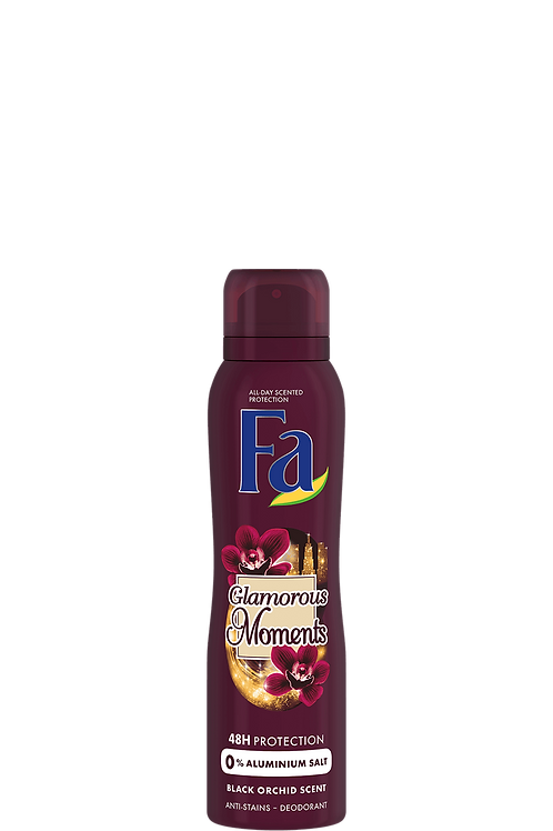 FA Glamorous Moments Deodorant Spray 5 oz (150ml)