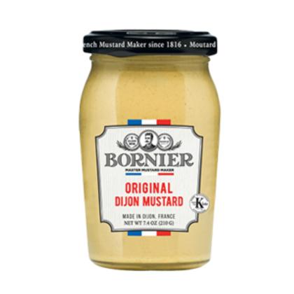 Bornier Original Dijon Mustard 7.4 oz (210g)
