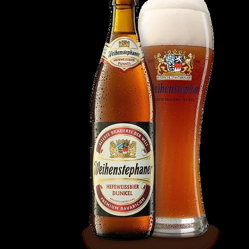 Weihenstephaner Hefe Weissbeer Dark Beer 16.9 oz