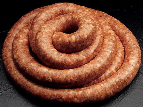 Italian Fresh Hot Rope Sausage (1.3 lbs)