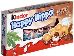 Ferrero Kinder Happy Hippo 3.7 oz (104g)