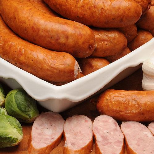 Smoked Polish Grill Kielbasa Sausage (Kielbasa Grillowa) (1 lb)