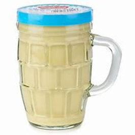 Hengstenberg Medium-Hot Mug Mustard 9.2 oz (261g)