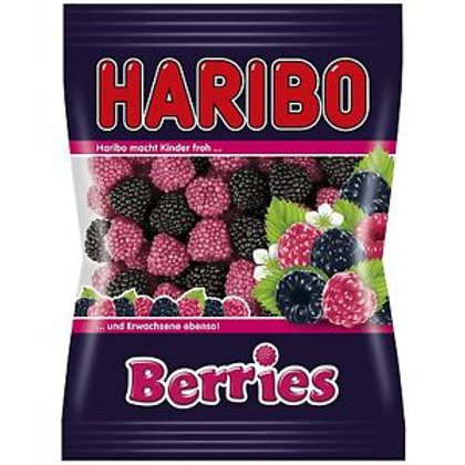German Haribo Berries 7.05 oz (200g)