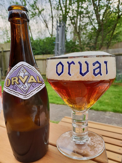 Orval Trappist Ale 11.2 oz (330ml)