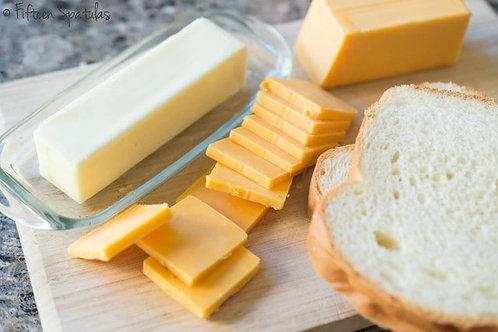 The Cheesy Sandwich
