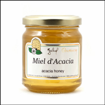 Apidis Acacia Honey (Miel d' Acacia) 8.8 oz (250g)