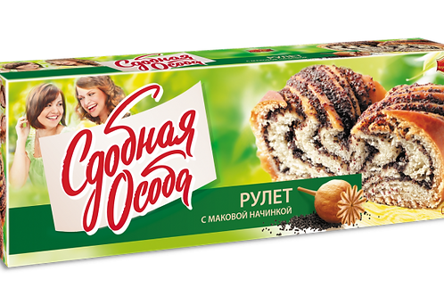 Poppy Seed Roll (Makowiec) Imported 15.5 oz