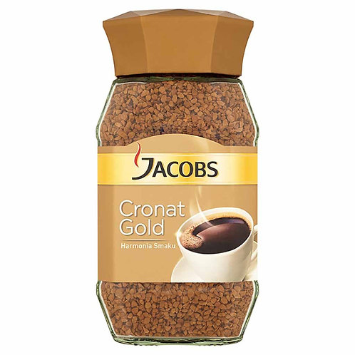 Jacobs Cronat Gold (Instant Coffee) 7.05 oz (200g)