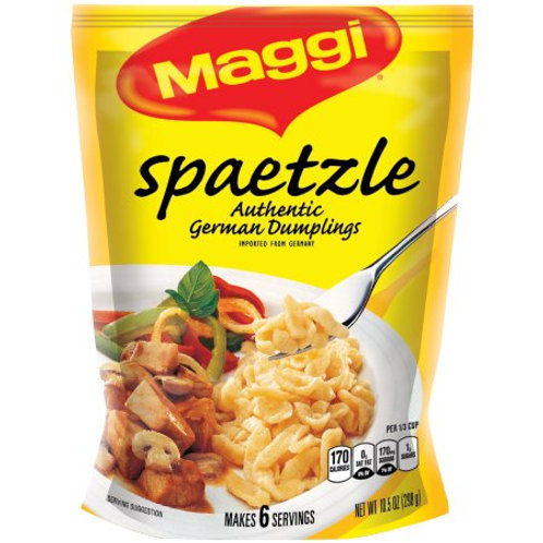 Maggi Spaetzle Authentic German Dumplings 10.5 oz (298g)