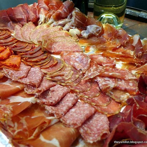 European Salami Platter