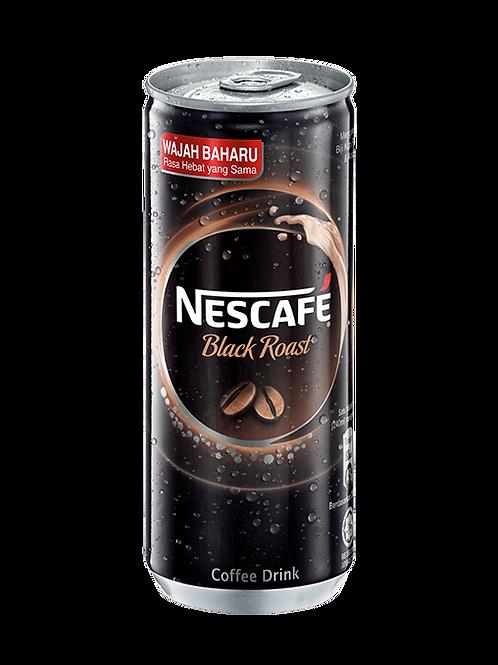 NESCAFÉ Black Roast Ready-to-Drink Can (250ml)