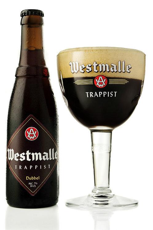 Westmalle Trappist Dubbel est. 1794 11.2 oz