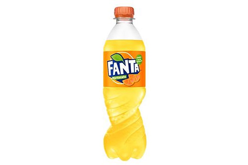 Fanta Soda 16.9 oz