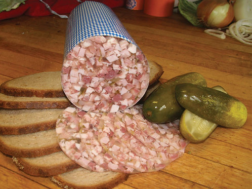 German Suelze Headcheese