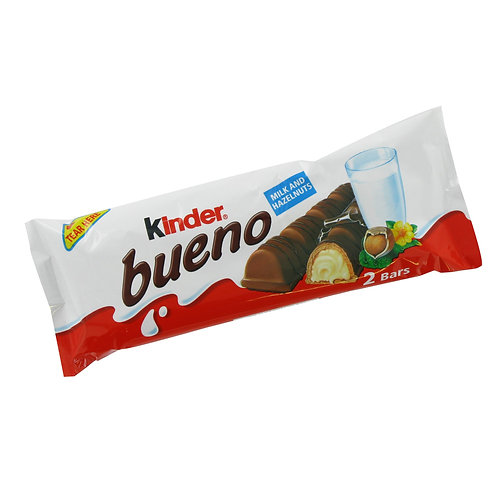 Ferrero Kinder Bueno Bar 1.5 oz (43g)