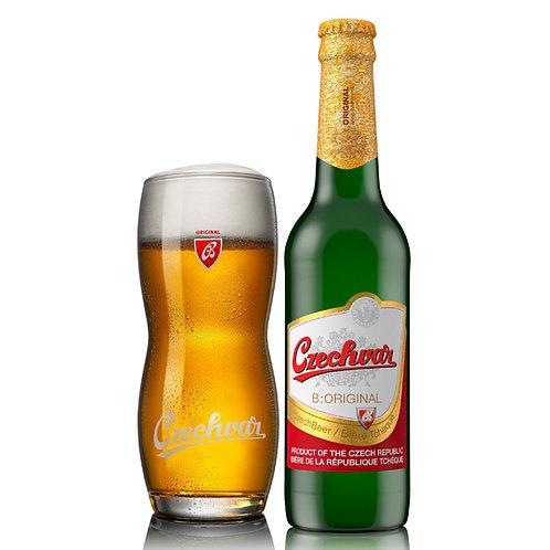Czechvar Budweiser Budvar (Budějovický Budvar) 6-pack 11.2 oz