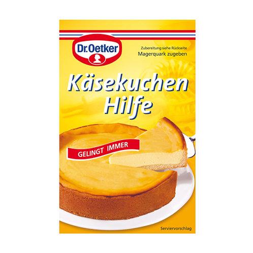 Dr. Oetker Käsekuchen Hilfe (Cheesecake Helper) 2 oz (58g)