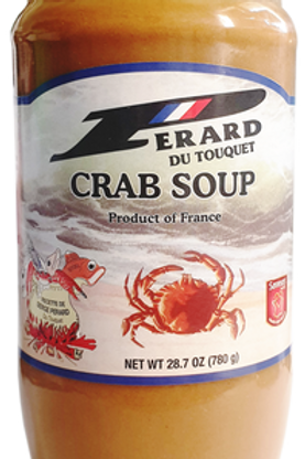 Pérard du Touquet Crab Soup 28.6 oz (811g)