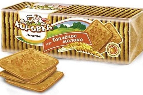 Korovka Sugar Cookies with Baked Milk 13.2 oz (375g)