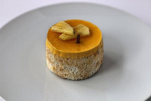 Mango Pineapple Individual Pastry