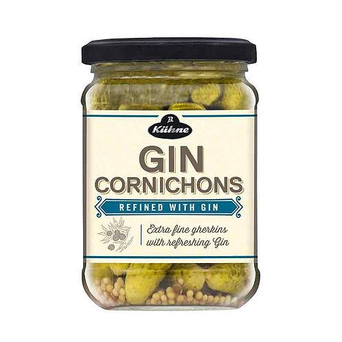 Kühne Gin Cornichons Jar 12.5 oz