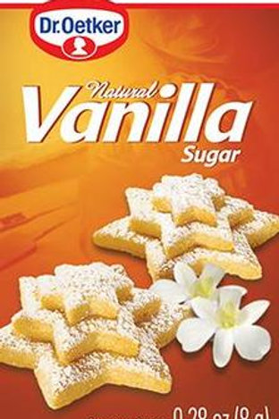 Dr. Oetker Natural Vanilla Sugar 2-pack  0.56 oz (16g)