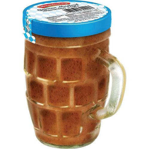 Hengstenberg Bavarian Sweet Mug Mustard 9.2 oz (261g)