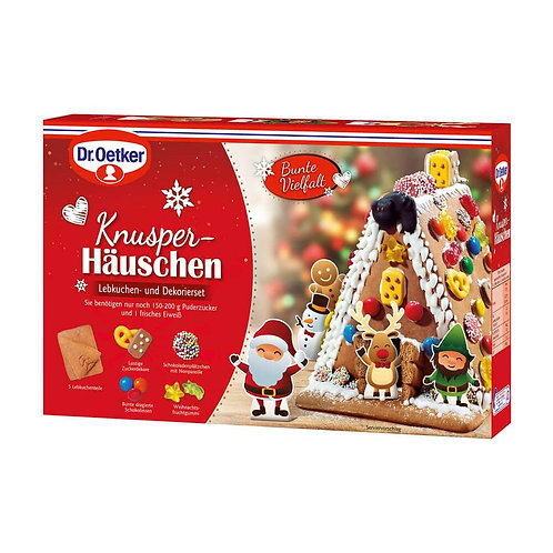 Dr. Oetker Gingerbread House (Knusper-Häuschen) 11.8 oz (335g)