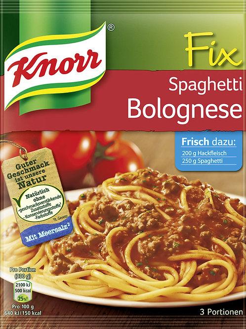 Knorr Fix für Spaghetti Bolognese Mix 1.5 oz  (42g)
