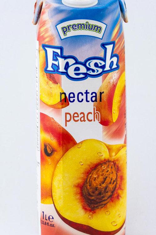 Premium Peach Juice 33.8 oz