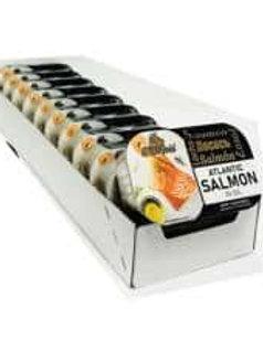 Baltic Gold Atlantic Salmon in Oil 4.23 oz (120g)