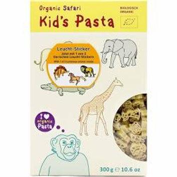 Alb-Gold Organic Kid's Pasta Safari Shapes 10.6 oz (300g)