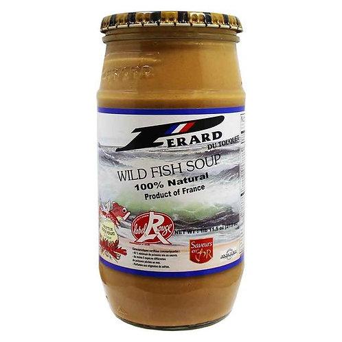 Pérard du Touquet Wild Fish Soup 28.6 oz (811g)