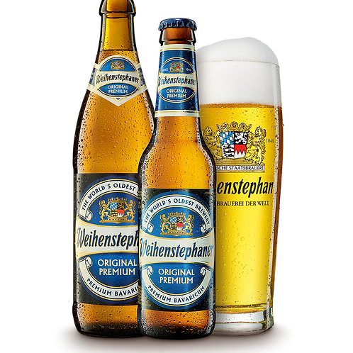 Weihenstephaner Original Premium Beer 16.9 oz