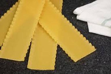Lasagna Pasta Sheets (Sfoglia per Lasagna) 17.6 oz (500g) Package