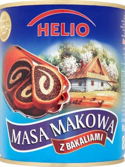 Helio Masa Makowa Poppy Seed Filling 30 oz (850g)